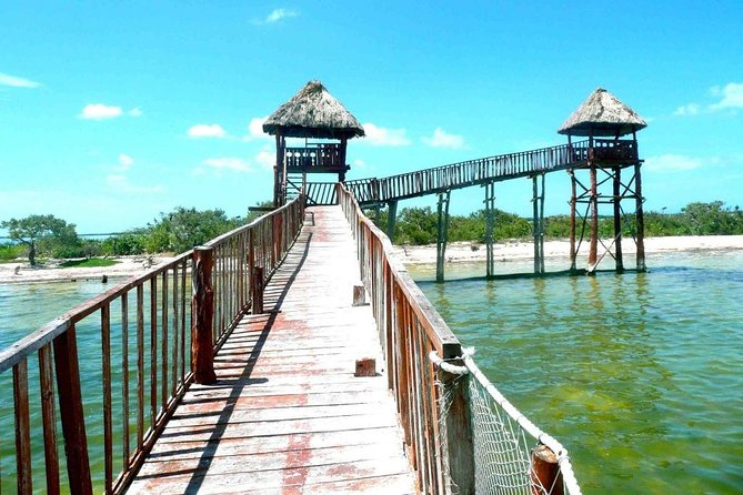 Tour Holbox (Isla Pasion & Cenote) Departure Cancun