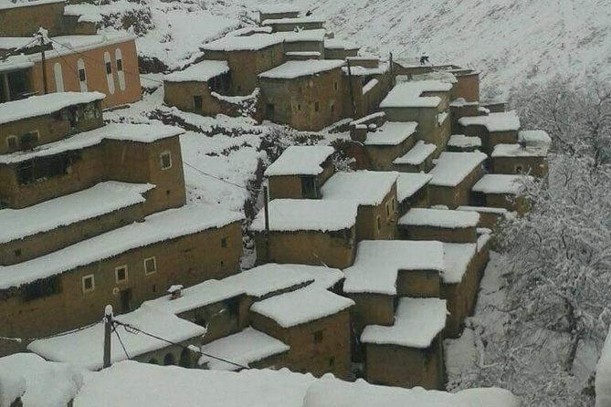 5 Days Winter Toubkal Climb And Berber Villages