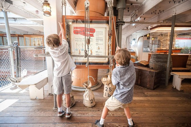 Skip the Line: Maritime Museum of San Diego Admission Ticket