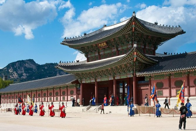 Full Day Small-Group Royal Palace and Seoul Tour photo 1
