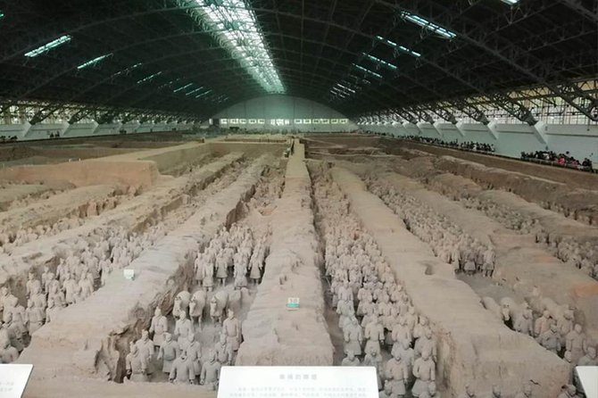 Xian Terracotta Warriors Private Half Day Trip (No Shopping Steps)