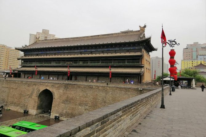 Xian Terracotta Warriors, Big Wild Goose Pagoda and City Wall Private Day Trip photo 9