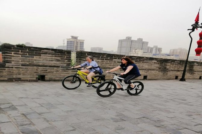 Xian Terracotta Warriors, Big Wild Goose Pagoda and City Wall Private Day Trip photo 7