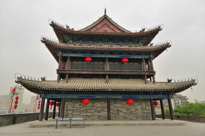 Xian Terracotta Warriors, Big Wild Goose Pagoda and City Wall Private Day Trip photo 10