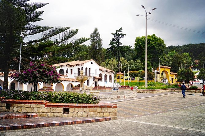 Zipaquira town & Salt Cathedral from Bogota Private Tour ALL INCLUDED