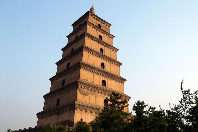Xian Terracotta Warriors, Big Wild Goose Pagoda and City Wall Private Day Trip photo 11