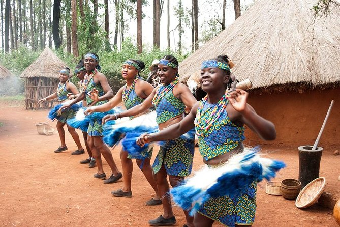 Cultural and wildlife city tour in Nairobi