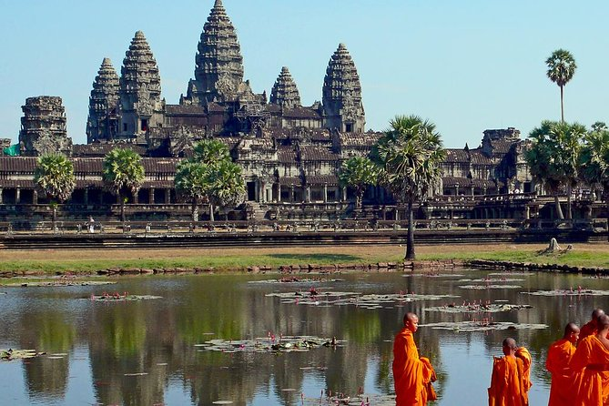 Phnom Penh and Siem Reap 5-Day Tour