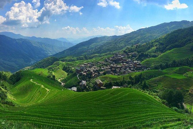 2 Day - Longji Rice Terraces - Sunrise Hiking Tour