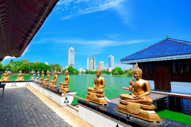 Colombo City Tour with Holiday Walkers Sri Lanka