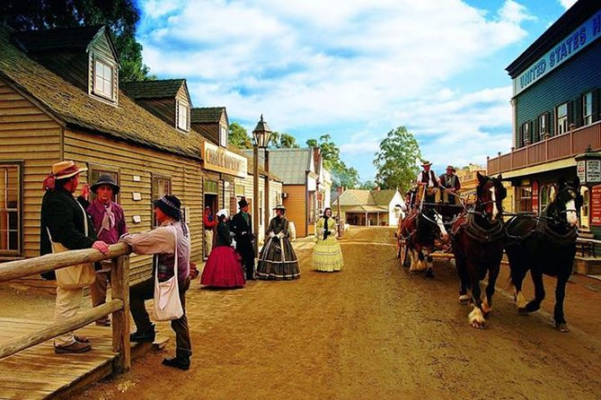 Private Sovereign Hill Tour