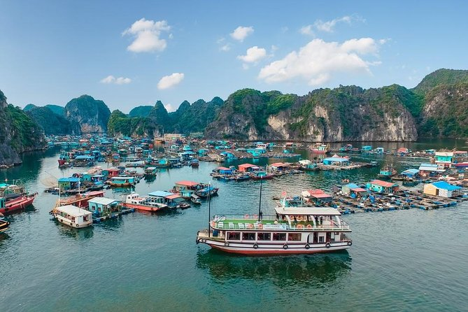 Lan Ha Bay day trip join small group & transfer express highway