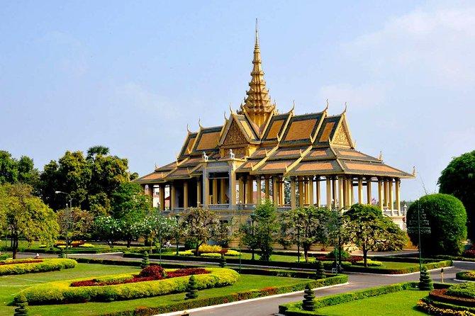 Phnom Penh-Silk Island and Ordong 2- day Tour