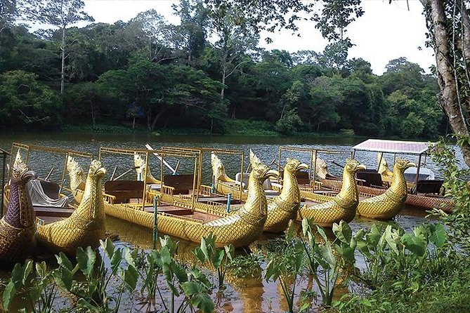 Angkor Adventure & Gondola boat ride photo 2