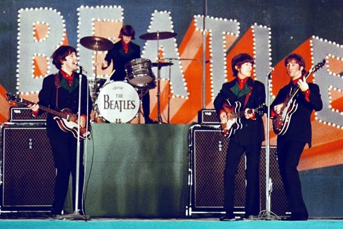 Beatles Silent Headphones to the Abbey Road Studios