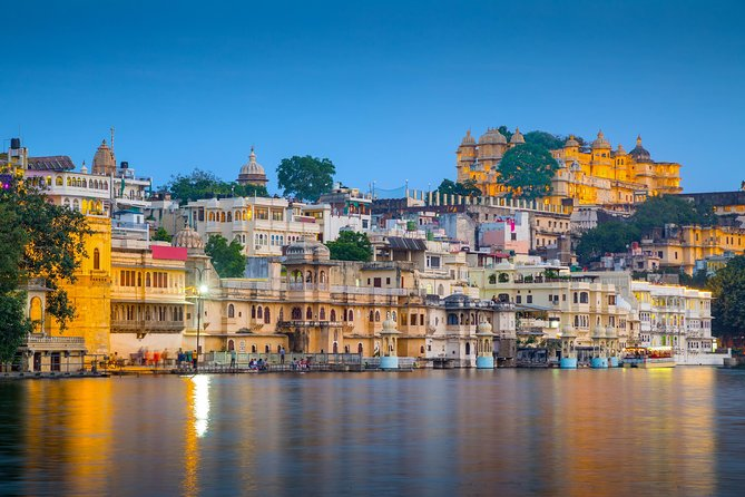 Highlights of Udaipur with Ekling Ji (Guided Fullday Sightseeing Tour by Car)