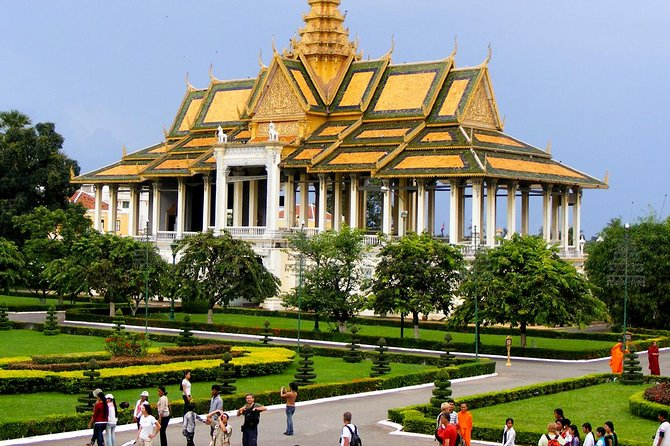 Phnom Penh 3-day Tour