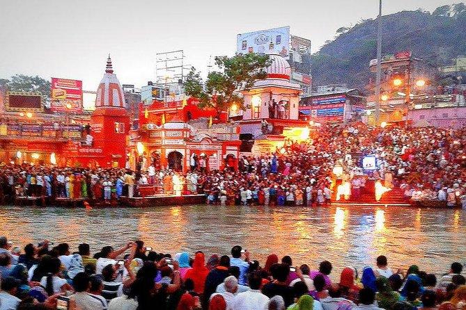 Nainital Haridwar Rishikesh Mussoorie Tour 6 Days / 5 Nights