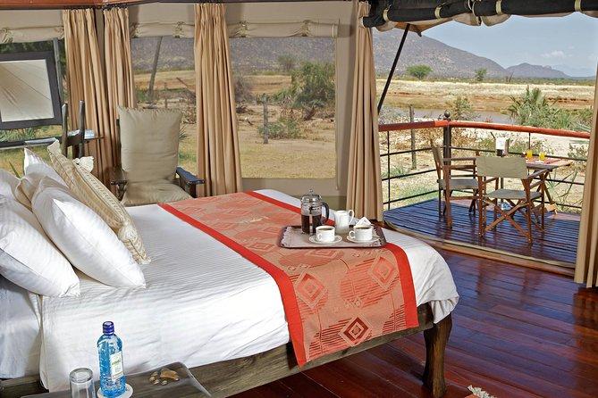 Samburu/ Lake Nakuru/ Masai Mara 6 Days Safari