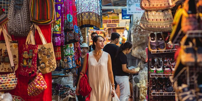 The Chatuchak Weekend Market Experience - Private Tour photo 1