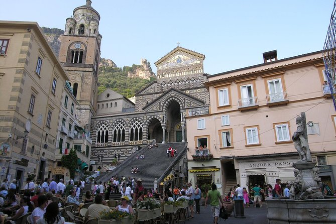 Amalfi Coast with Positano and Ravello Shore Excursion from Naples Cruise Port photo 12