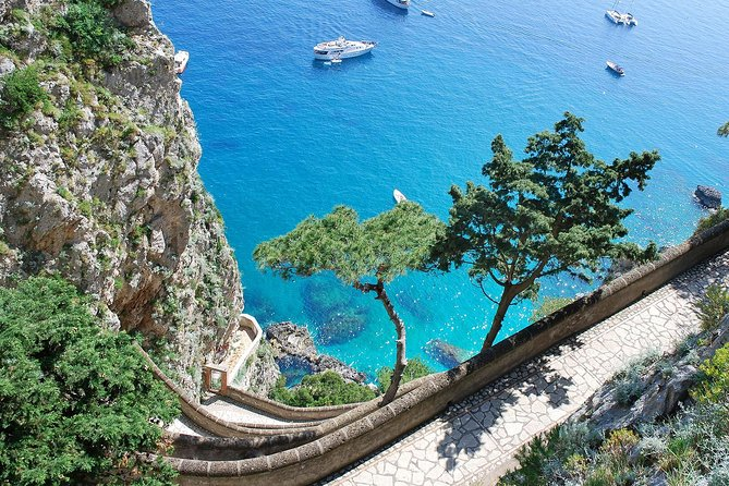 Amalfi Coast with Positano and Ravello Shore Excursion from Naples Cruise Port photo 9