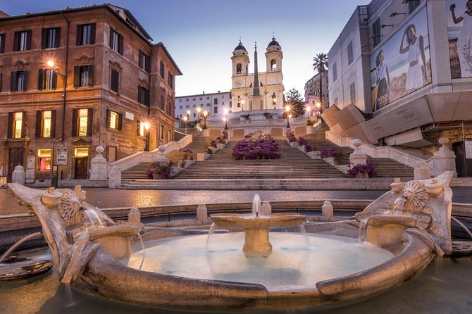 Walking Tour in The Heart Of Rome