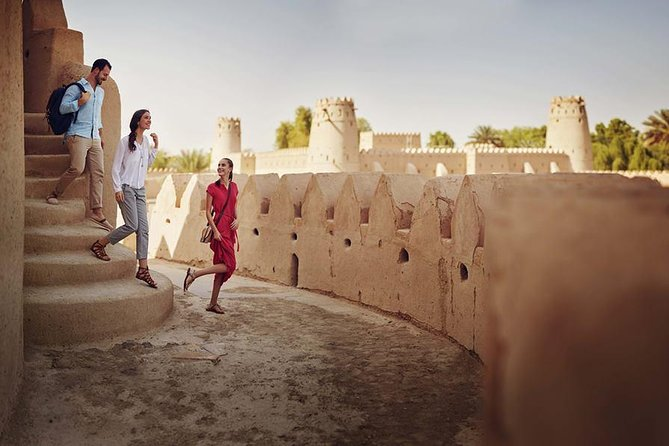 Private Al Ain City Tour From Dubai with Buffet Lunch