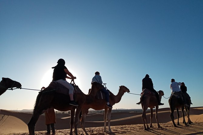 3-day Sahara desert tour from Marrakech