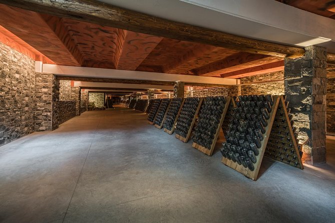 Special sparkling wine tasting close to Le Cinque Terre