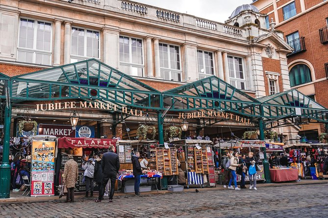 London Market private Tour for up to 3 travellers photo 6