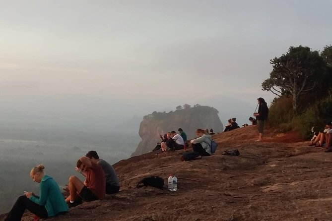Sunrise or sunset tour pidurangala rock and Sigiriya (loin rock) Rock photo 8