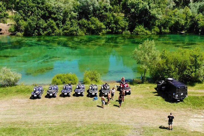 Wolf's ATV River Tour