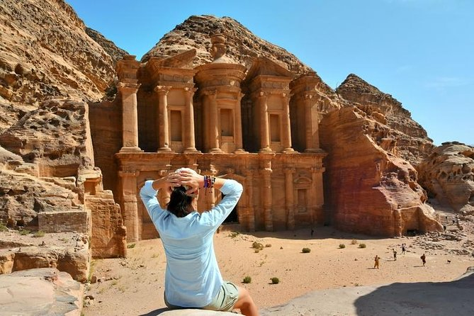 Petra Day Tour from Tel Aviv (include lunch)