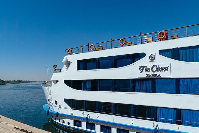 Nile Cruise Miss world from Aswan to Luxor for 4 days 3 nights with sightseen