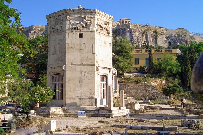 Group or Private Best of Athens: Early Parthenon, Ancient Greek Agora & Plaka