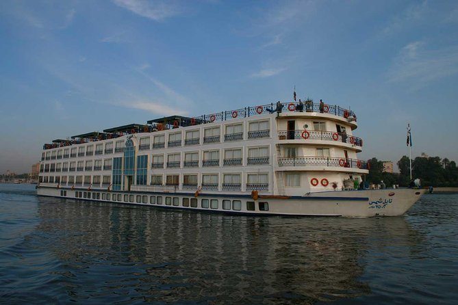 Nile Cruise Nile Shams from Aswan to Luxor 4 days 3 nights with sightseen photo 1