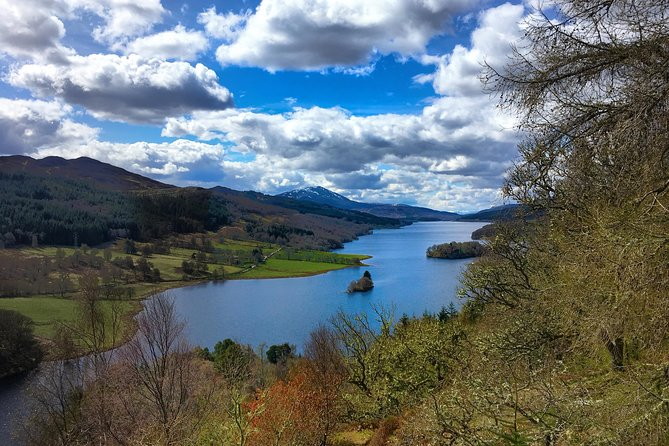 Best of Scotland in a day and Edradour Whisky Distillery Tour