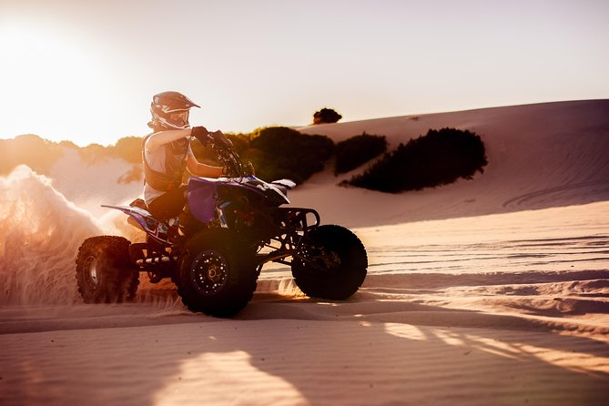 Morning Desert Safari with Quad biking