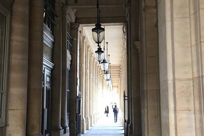 Walking tour of Paris Covered Passages (English)