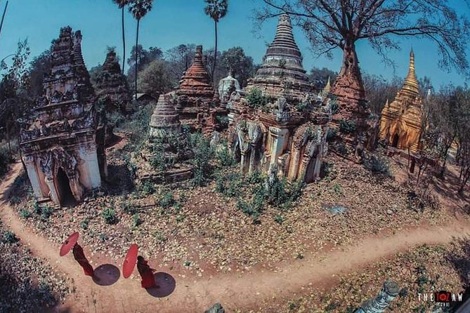 Amarapura,Sagaing,Innwa Sightseeing Tour