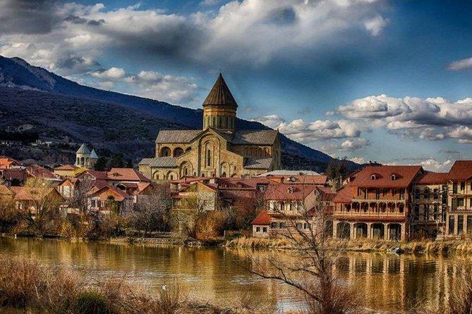 Unesco Heritage sites - Mtskheta and Uplistsikhe