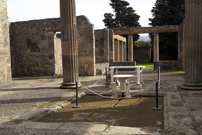Pompeii off the beaten tracks Skip the line