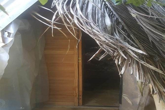 Natural Sauna Detox Plus Thai or Shiatsu