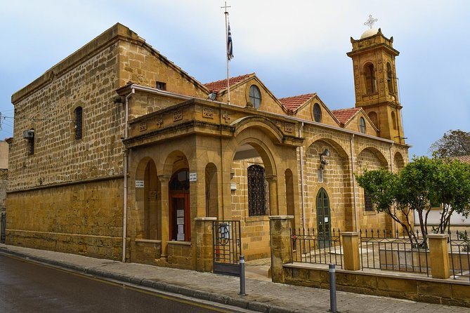 """Walking tour """"Face of the Old and the New Nicosia"""""""