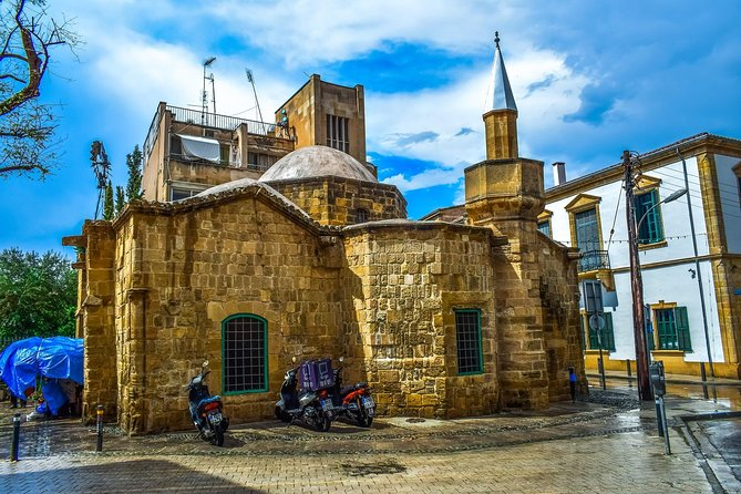 Walking Tour in the Old city of Nicosia