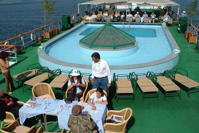 4-Days 3-Nights Cruise From Aswan To Luxor including Abu Simbel&Hot Air Balloon
