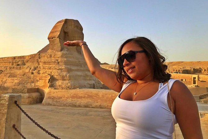 Cairo Private Day Tour From Hurghada By Air