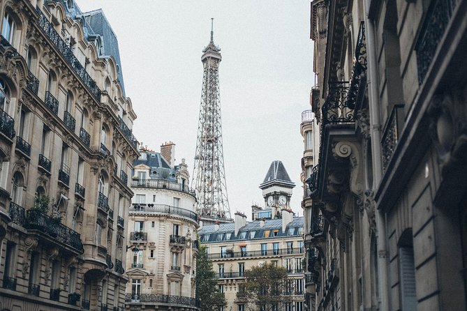 Central Paris Photography Tour