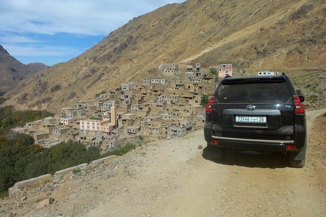 4x4 Day Trip to Acheg Village in Ourika Valley